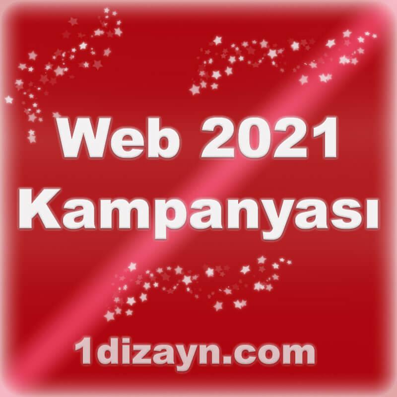 web sitesi kurulum kampanyasi 2021